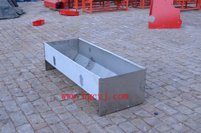 全不锈钢播种机肥箱